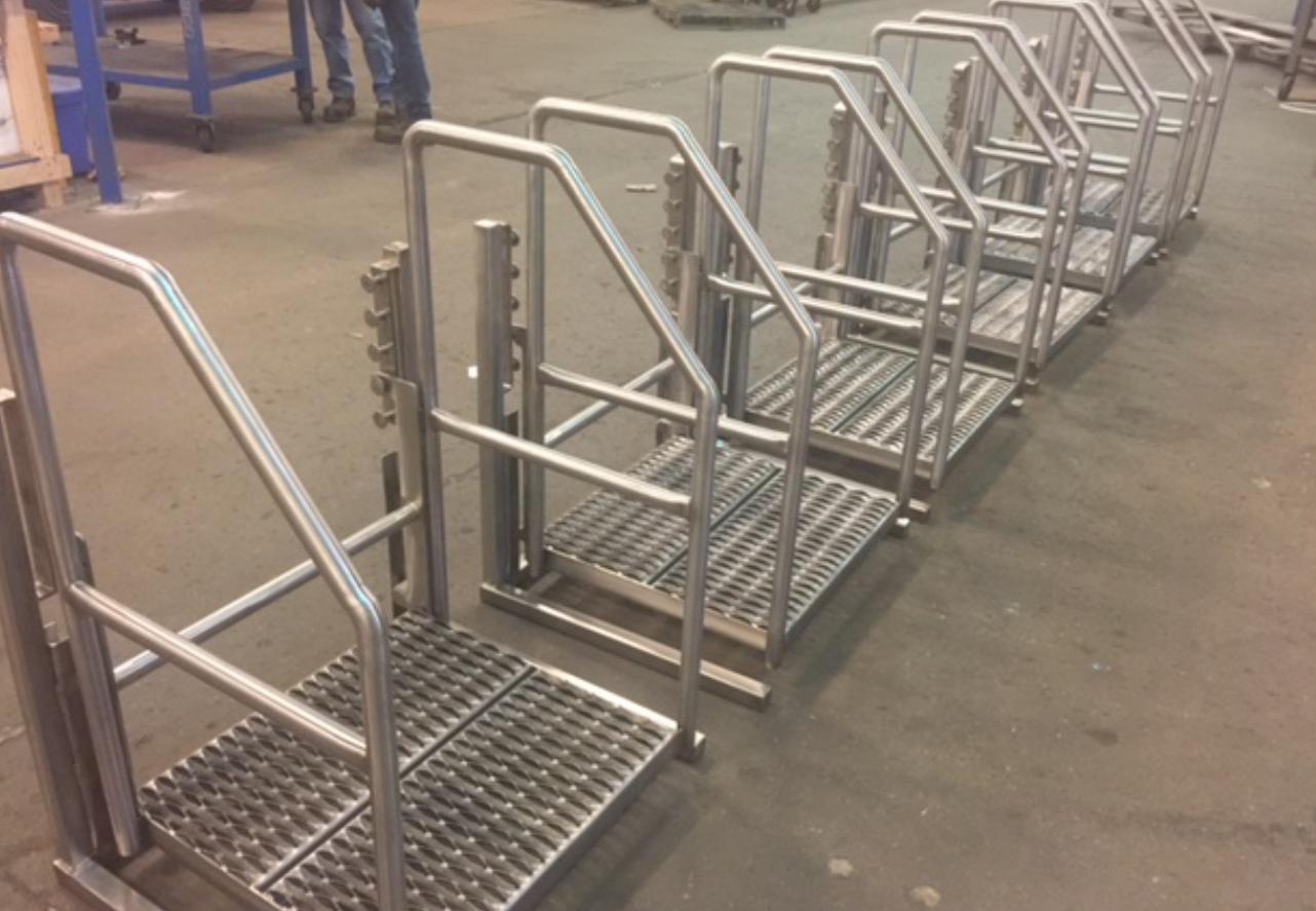 Kebco Precision Fabricators, Inc.